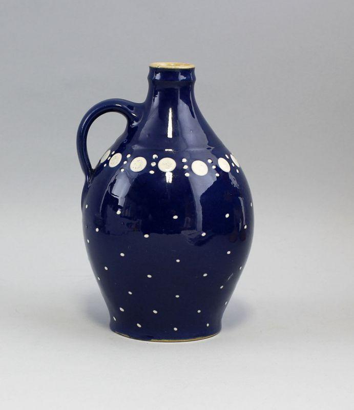 Keramik Schenk-Krug/Flasche  Bürgel Thüringen H19cm 99845424