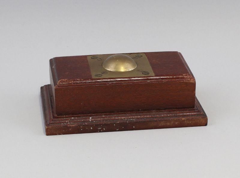8080010 Viktorianische Patentbox Türstopper