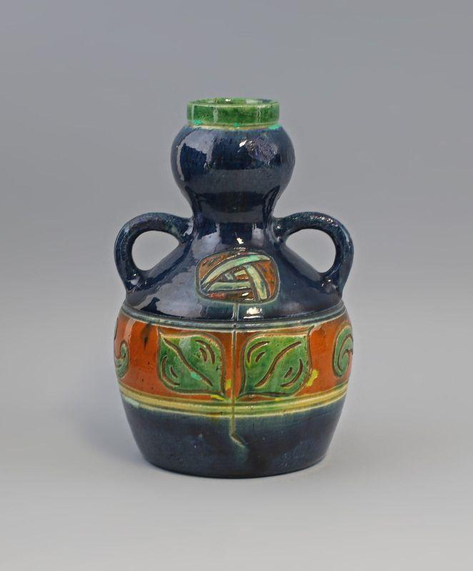 Jugendstil-Vase Belgien um 1900 99845021