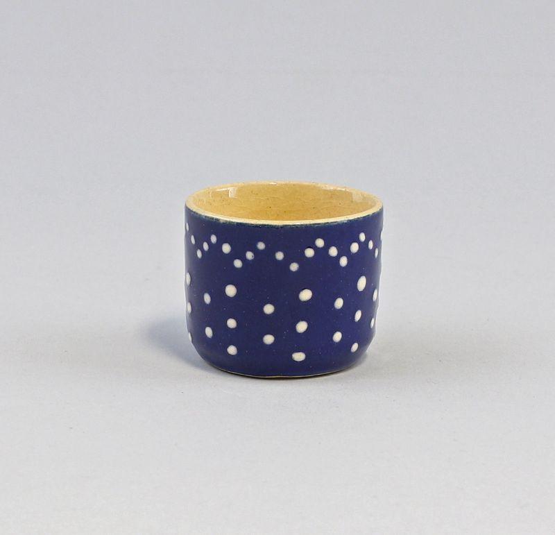 Porzellan nach Marke & Herkunft 9986 291 Kadetten-Eierbecher Gorch Fock Lindner  handbemalt H6,5cm