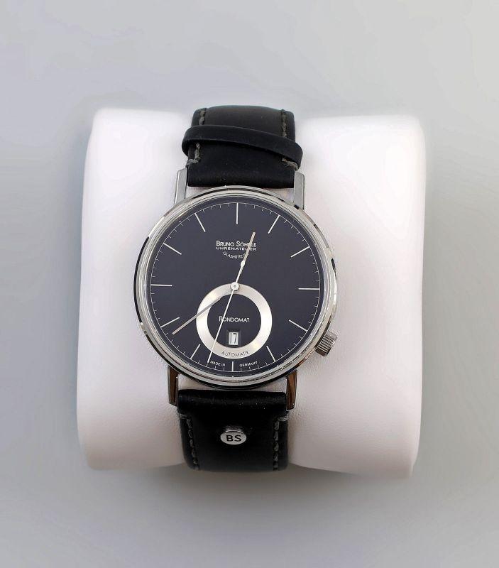 7920009 Armbanduhr Bruno Söhnle Glashütte Rondomat II Automatik