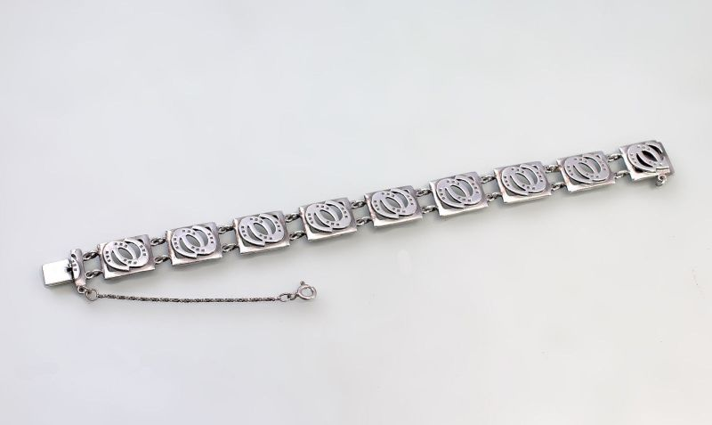 9901702 925er Silber Armband Hufeisen Nr. 362124694772 - oldthing ... 4ace76b18a