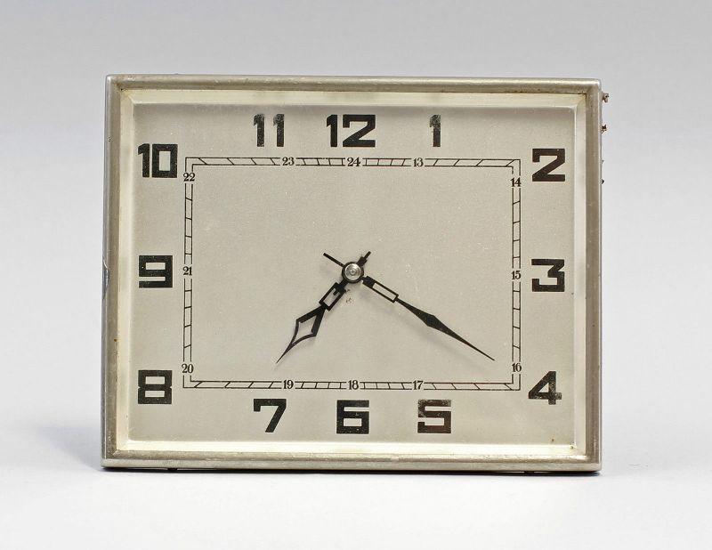 Tischuhr Art déco um 1930 99820011