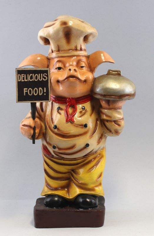 8175001 Kundenstopper / Deko-Figur Schwein