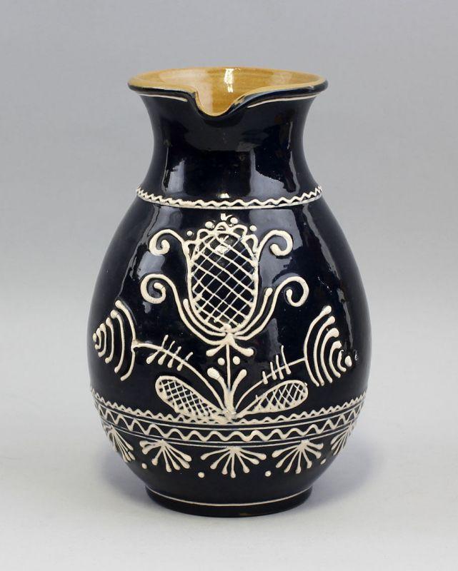 Keramik Schenk-Krug Bürgel Thüringen 99845363