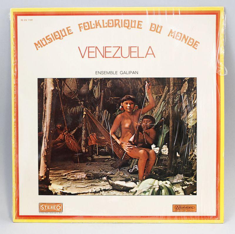 Vinyl LP Ensemble Galipan