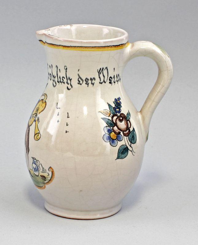 Keramik Kleiner Weinkrug Karlsruhe 99845207