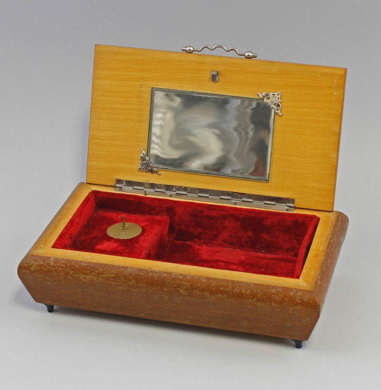Schmuckschatulle mit Spieluhr 99870009