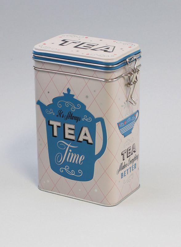 9974082 Vintage Reklame Aromadose Tea 11x8x18cm