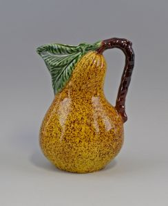 9918636 Kanne Krug Schenkkrug Birne Keramik Majolika Portugal
