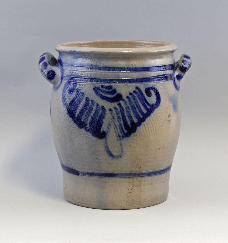 8245022 Keramik Westerwälder Vorrats-Topf Salzglasur
