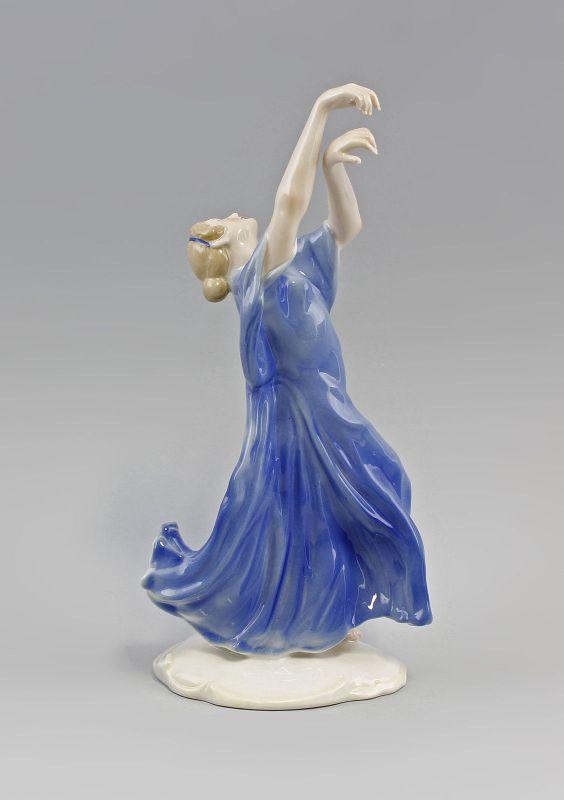 9941627# Porzellan Figur Tänzerin