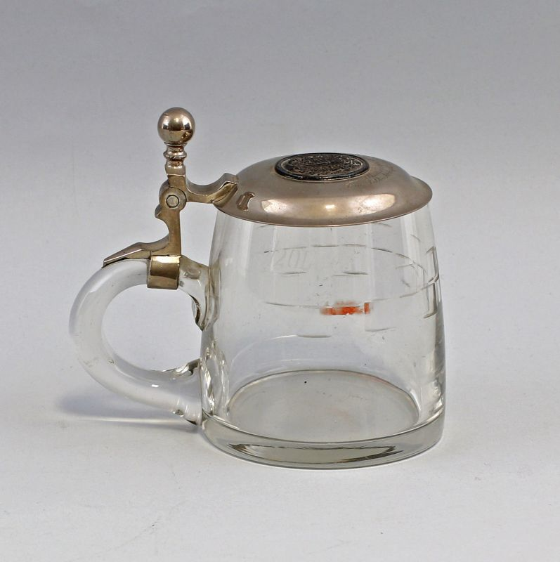 8248018 Glas-Bierkrug Turnvater Jahn