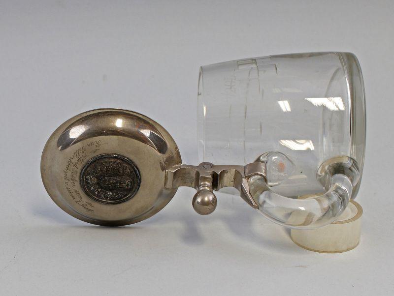 8248018 Glas-Bierkrug Turnvater Jahn 1