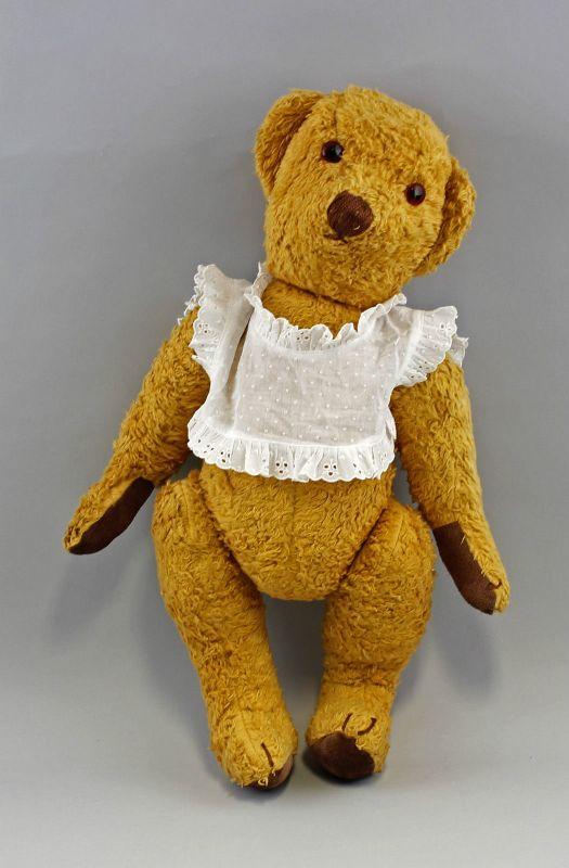 Teddybär Teddy-Bär mit Wollfell 99810061
