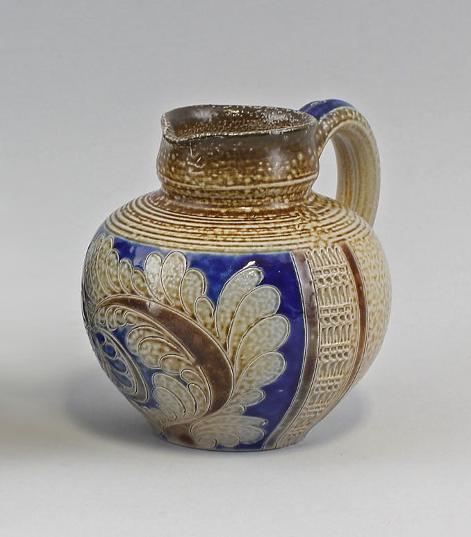 99845182 Keramik Krug Westerwald  grau blau