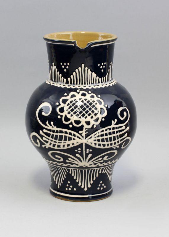 Keramik Schenk-Krug Bürgel Thüringen 99845365