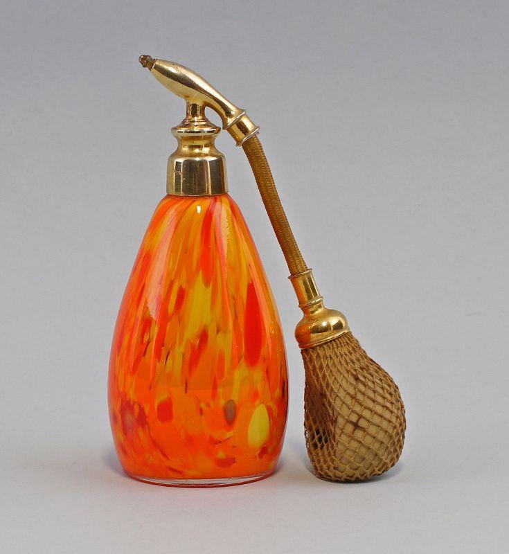 99835391 Flakon mit Parfümzerstäuber Art déco