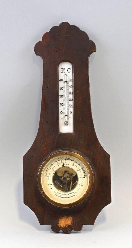 8270002 Wand-Barometer um 1900