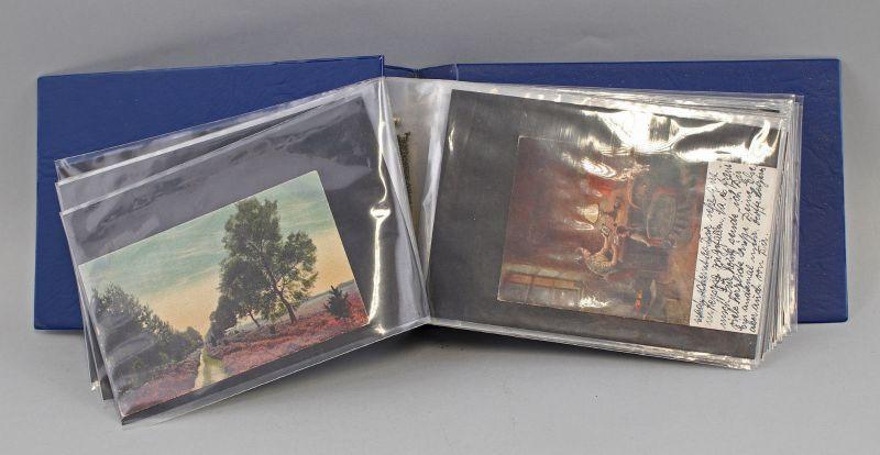 8309007 Album Gemälde- und Künstlerkarten