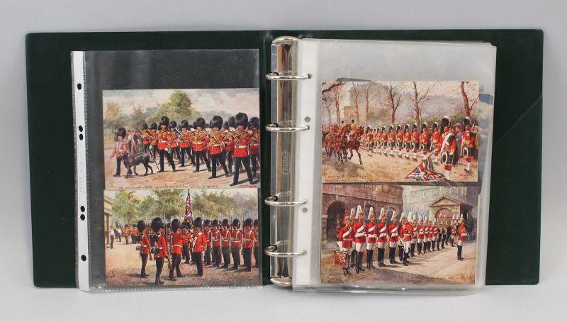 8309006 Album Ansichtskarten dabei Großbritannien