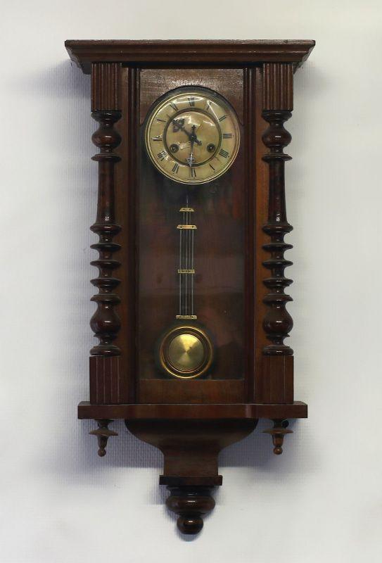 8320019 Regulator Gründerzeit um 1880 Junghans