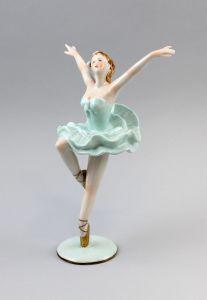 Porzellan Figur Tänzerin 50er Jahre 9987052