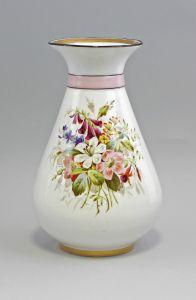 8340141 Porzellan Vase Böhmen 1882 goldene Hochzeit
