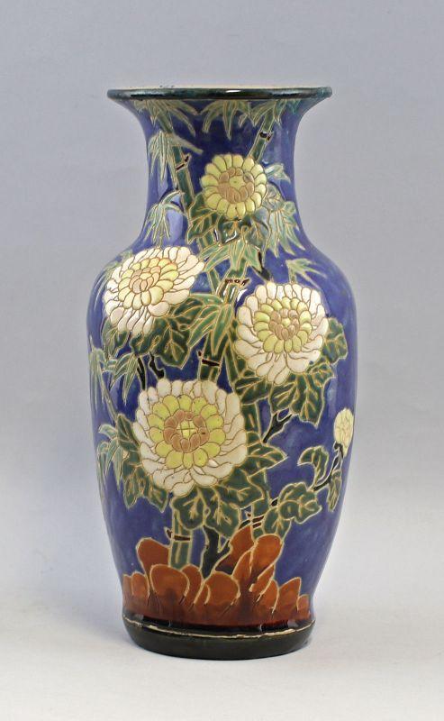 8339063 Vase Vietnam Keramik H38cm