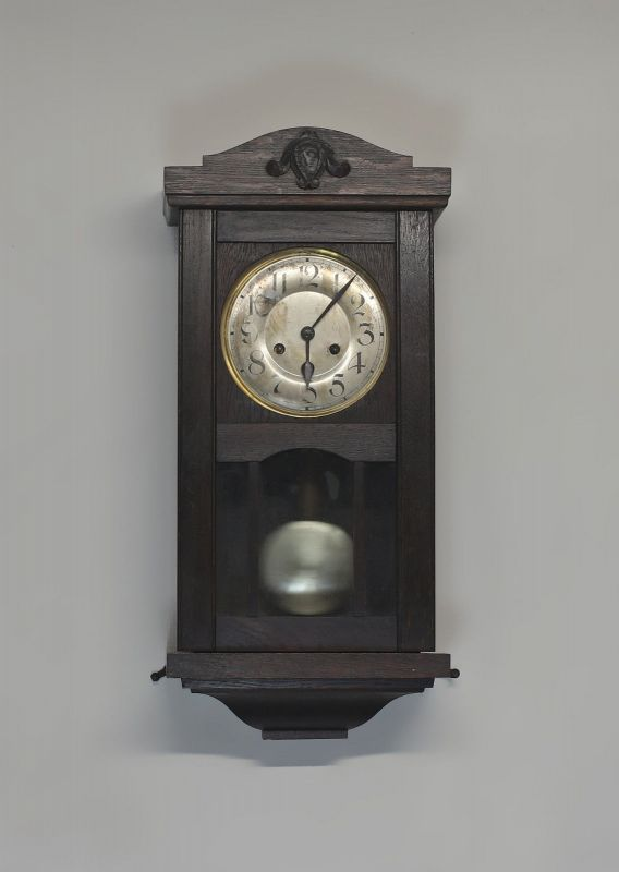 8320021 Regulator um 1920/40 Wanduhr