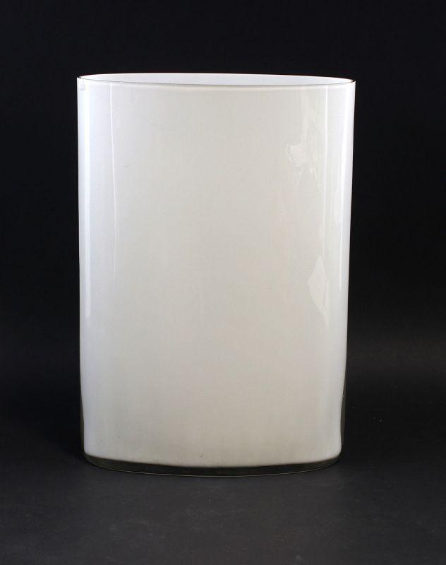 8335129 Glas Designer-Vase Entwurf Tapio Wirkkala für Venini Murano um 1971