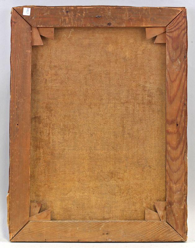 8360058 Öl-Gemälde Kopie nach Heinrich Krause Wein Bildnis eines Weintrinkers 4