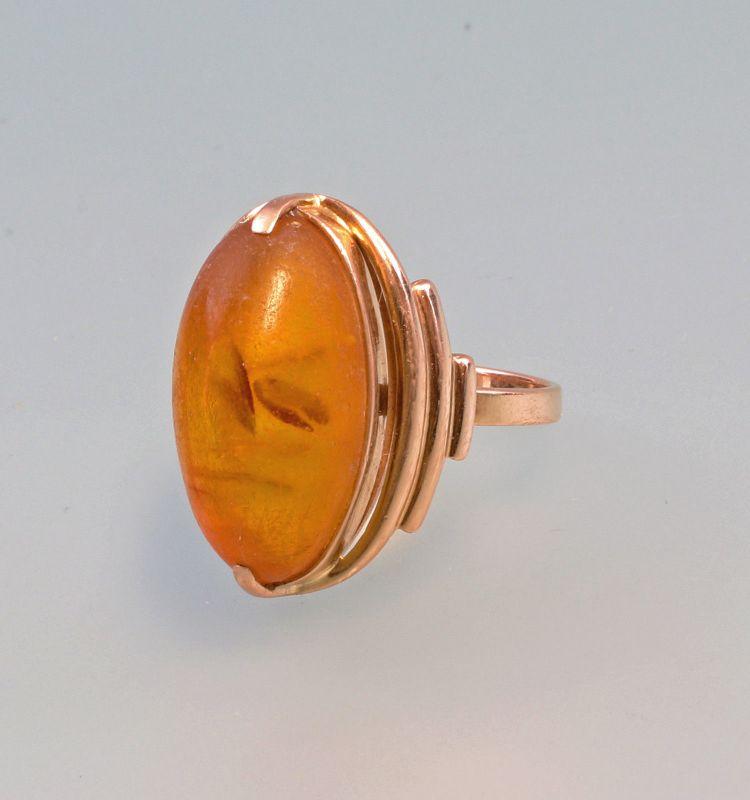 8325251 Bernstein-Ring 583 Gold Gr.59