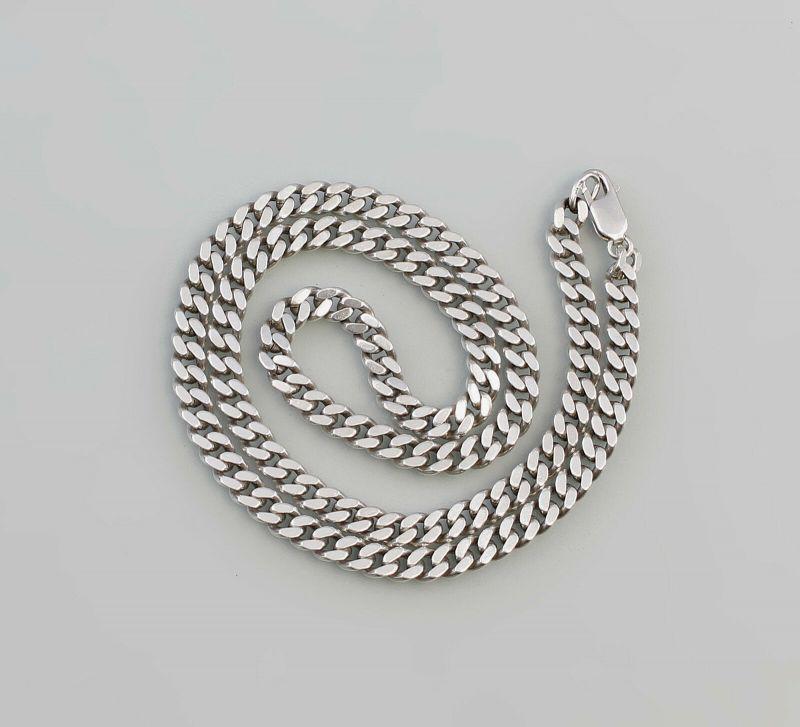 925er Silber Flachpanzer - Kette 99825381