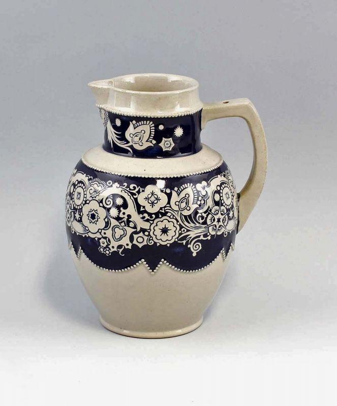 99845176 Keramik Schenkkrug Art déco Westerwald