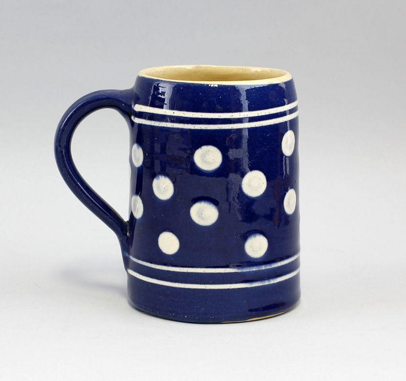 99845442 Keramik Henkel-Becher Bürgel