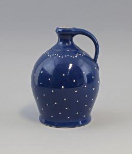 99845018 Keramik Schenkkrug Krug Flasche Vase Bürgel H 19 cm