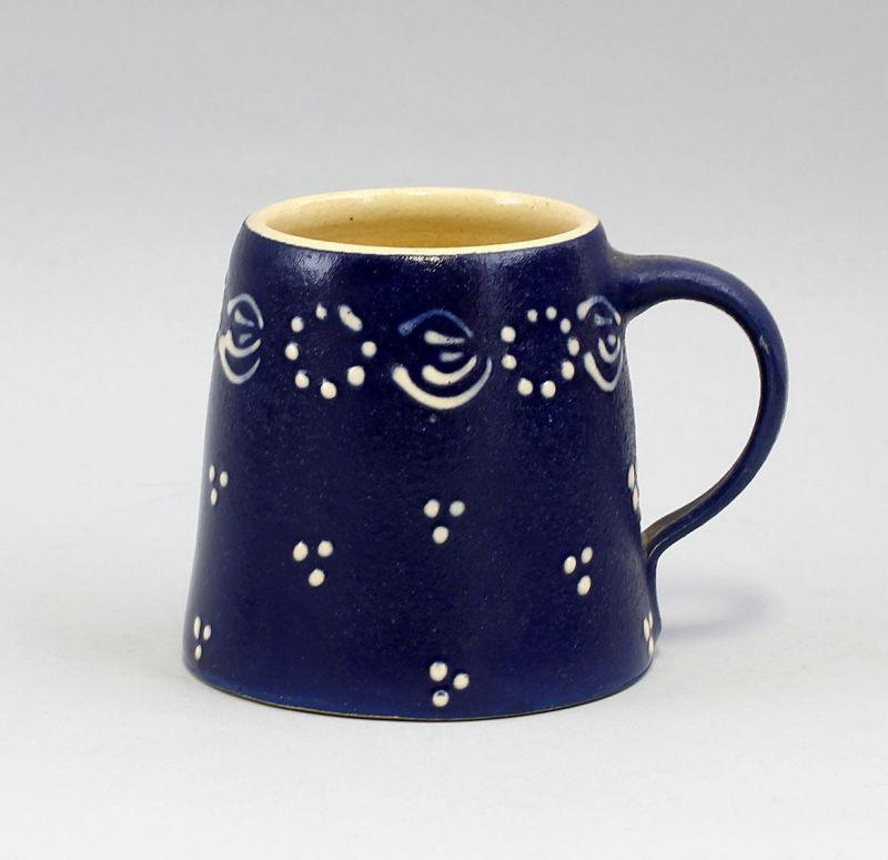 99845439 Keramik Henkel-Becher Bürgel