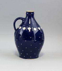 99845424 Keramik Schenk-Krug/Flasche  Bürgel Thüringen H19cm