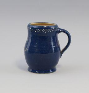 99845467 Keramik Henkel Becher Bierkrug