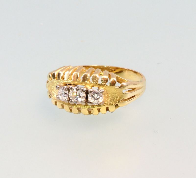 8325166 Brillant-Ring 750er Gold Gr.54