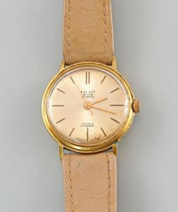 8420014 Vintage Armbanduhr Poljot de Luxe Automatic UdSSR 70er Jahre