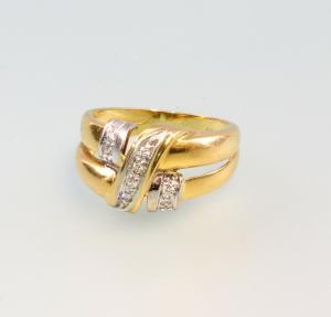 8325171 Brillant-Ring 750er Gold Gr.54