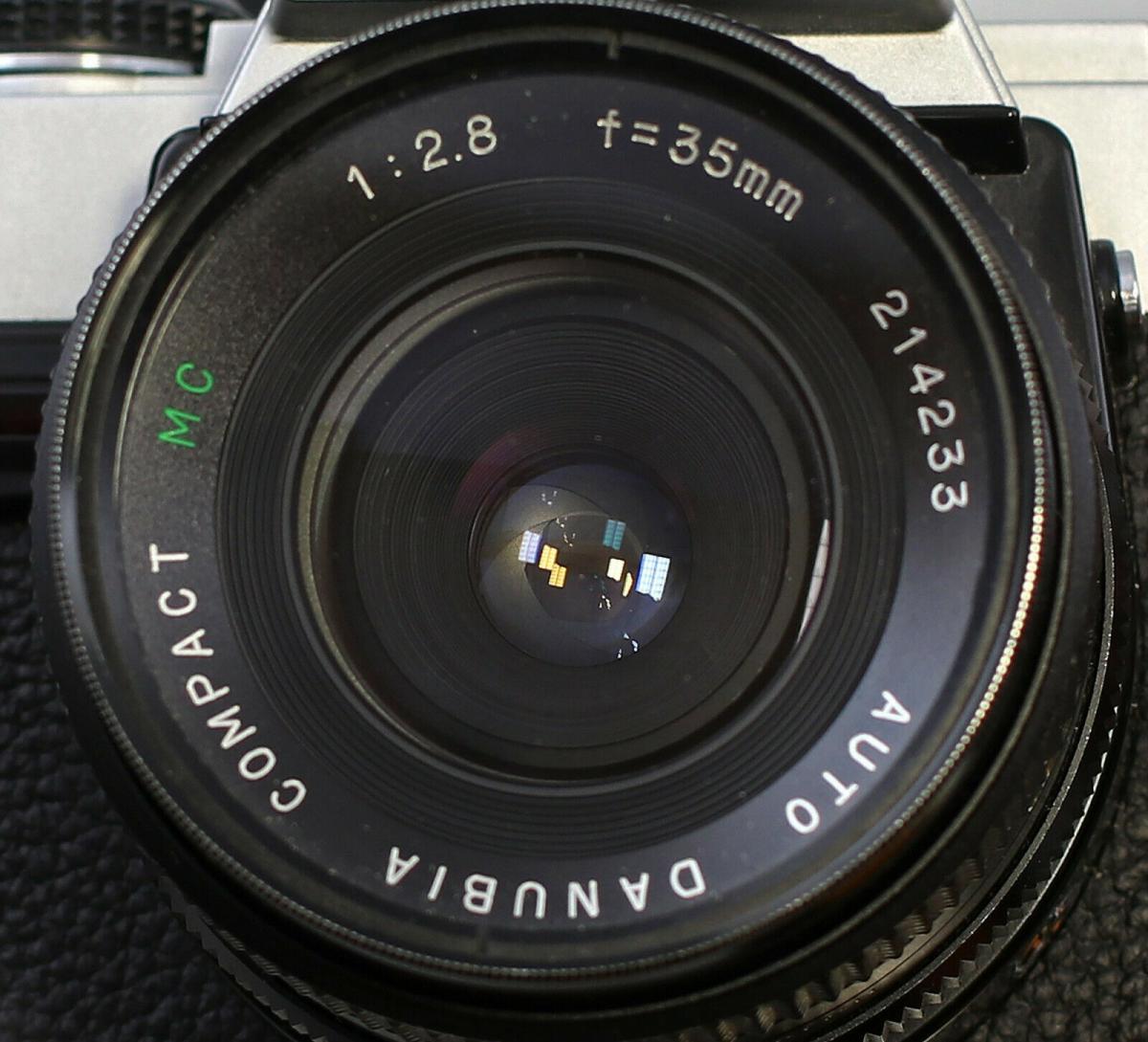 8470006 Spiegelreflexkamera Minolta XG-1 mit Zubehör 3 Objektive Tokina Foto 2