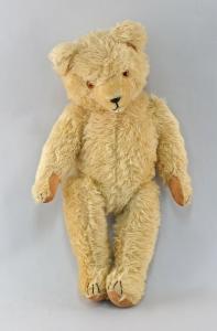 8410002 Teddybär Teddy-Bär 1.H.20.Jh. alt L49cm