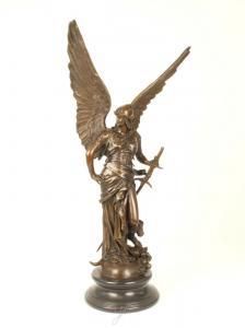 9973352-dss Riesige Bronze Skulptur