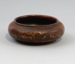8139037 Flache Jade Schale China 19. Jh. Reliefdekor