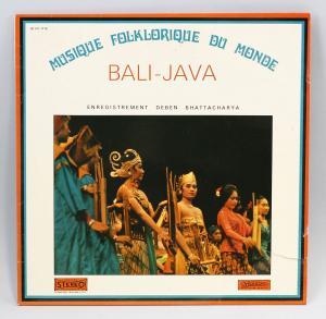Vinyl LP Deben Bhattacharya