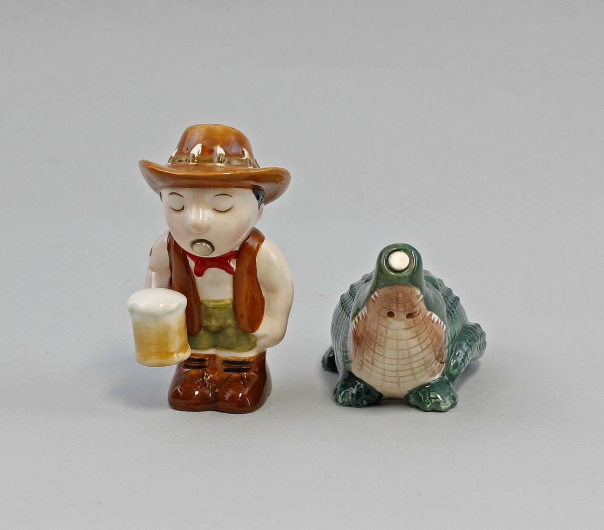 9976112 Keramik Paar Gewürz-Streuer
