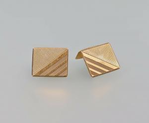 8425177 Manschettenknöpfe 585er Gold